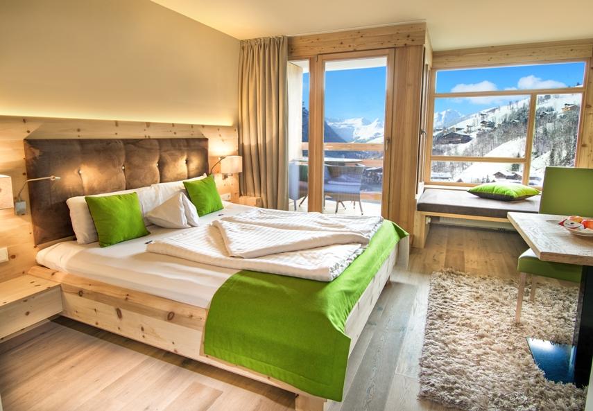 Hotel alpin juwel in hinterglemm for Design hotel leogang