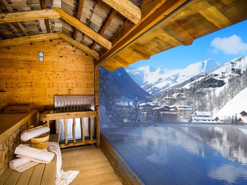 Hotel alpin juwel in hinterglemm for Leogang design hotel