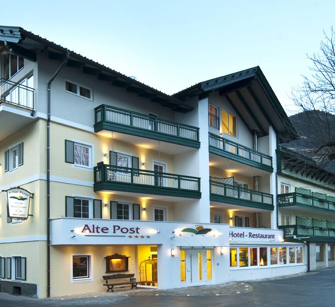 Hotel Alte Post Salzburg
