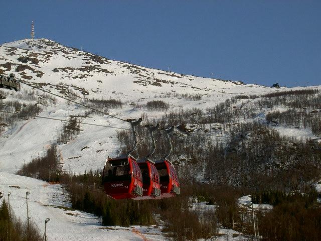 i narvik Ski