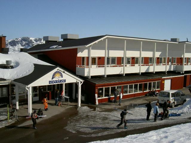 hotel riksgränsen sweden