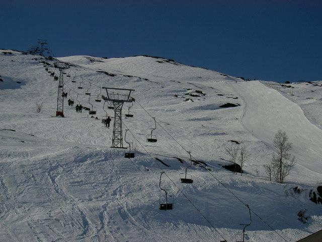 riksgransen sweden skiing