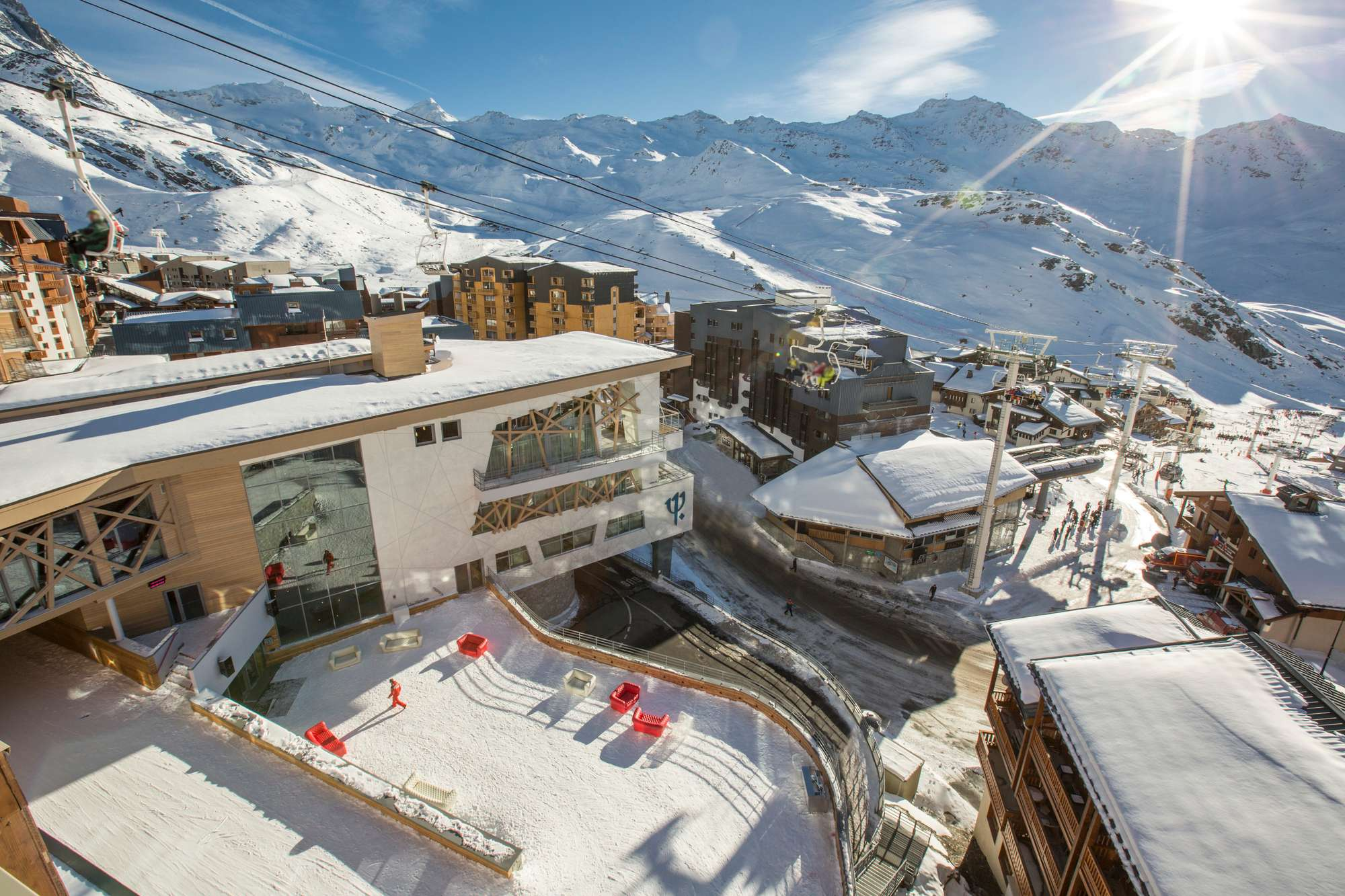 club med val thorens sensations in val thorens