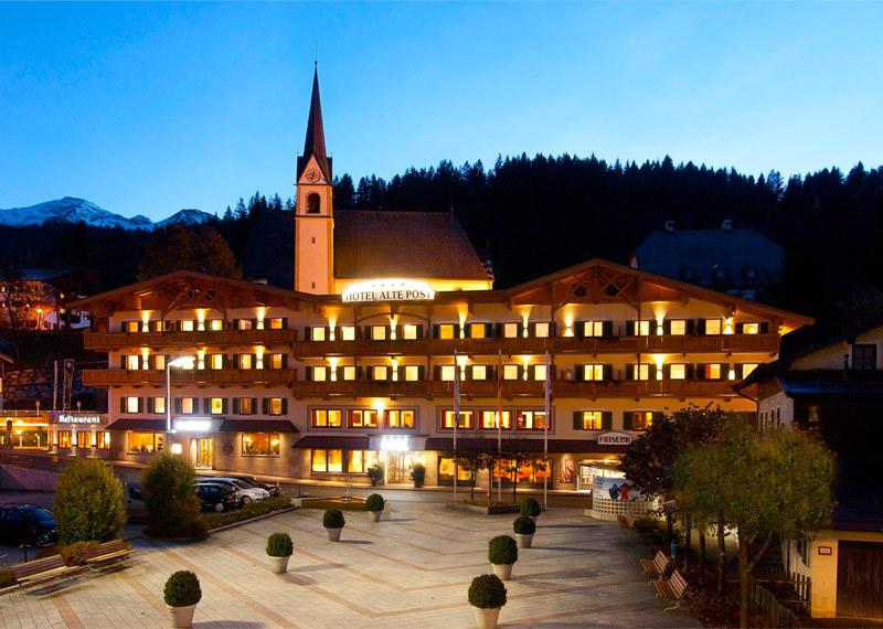 Hotel Alte Post Salzburger Land
