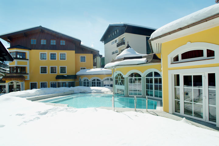 Romantik hotel zell am see in zell am see for Designhotel zell am see
