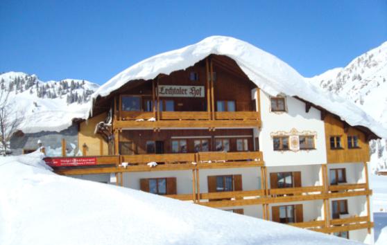 Kirchberg Hotel Tiroler Hof